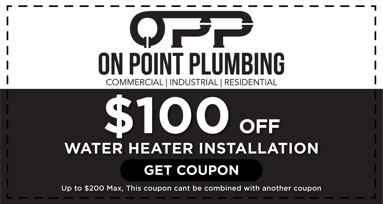 Commercial Industrial Residential Plumbing Coupon Texas