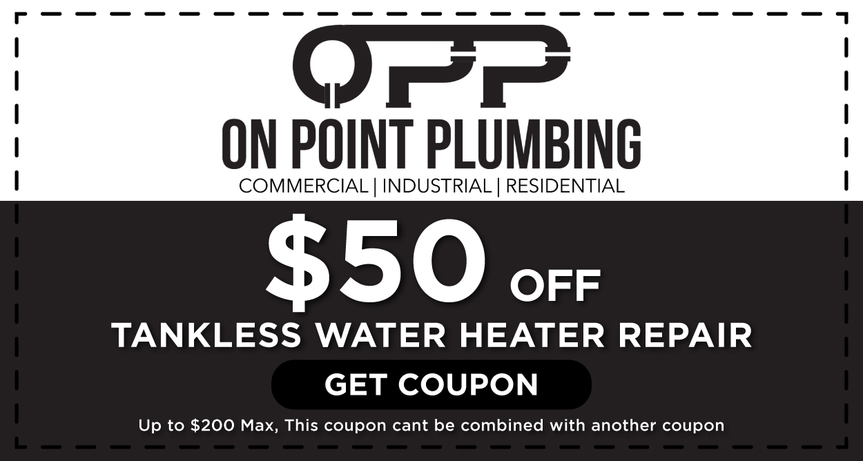 Commercial Industrial Residential Plumbing Coupon Houston