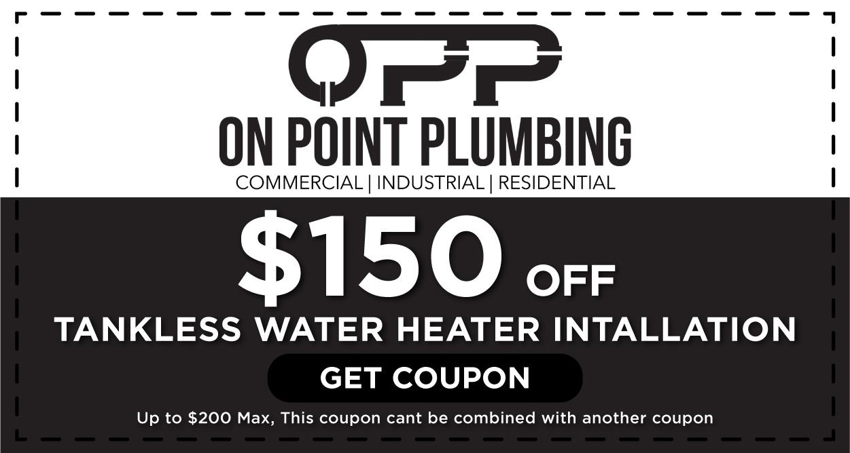 Tank Water Heater Installation Houston