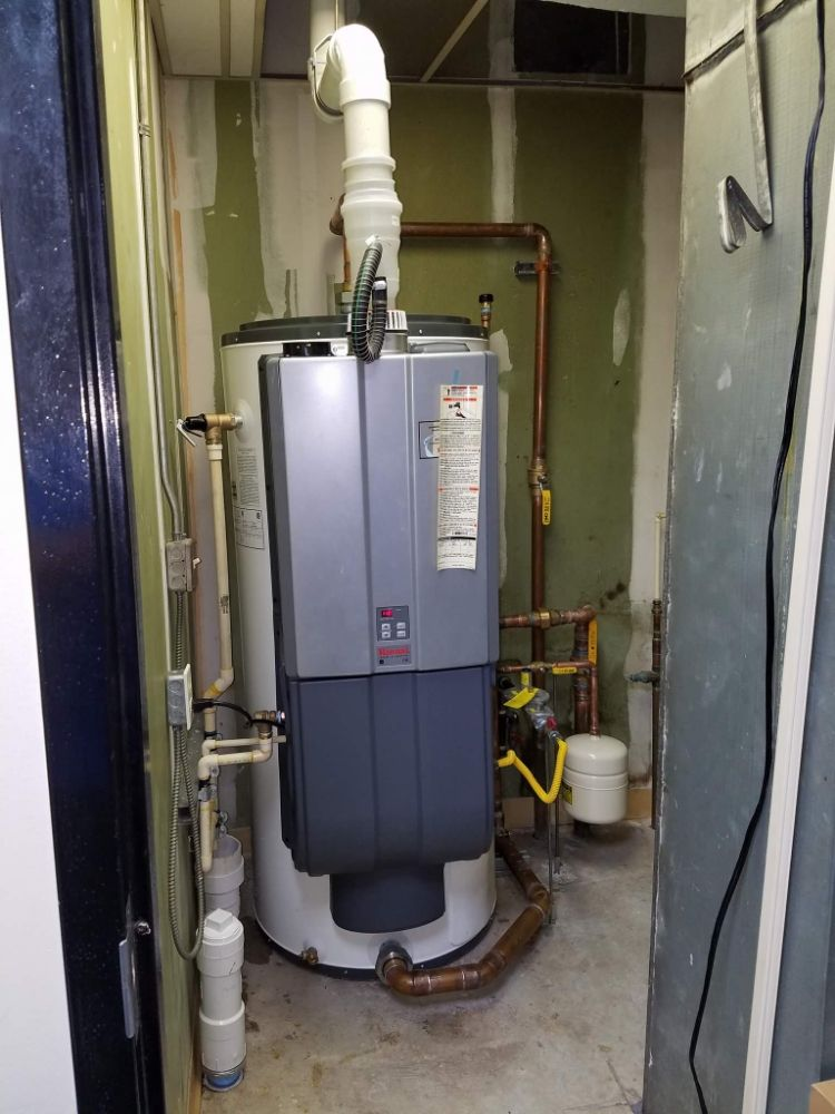 Water Heater Replacement Houston
